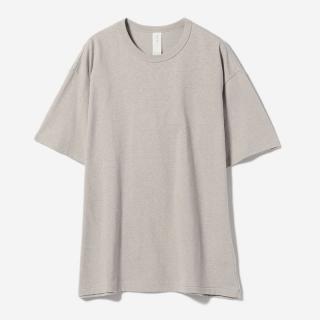 eauk LOOSE FIT T-SHIRT GREIGE/womens