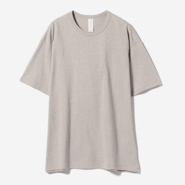 LOOSE FIT T-SHIRT GREIGE/womens