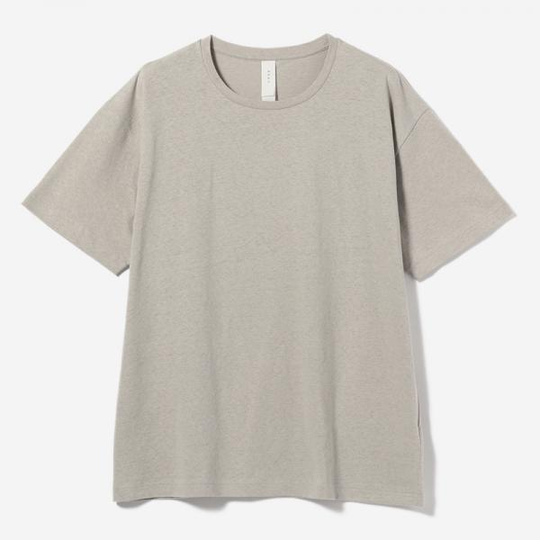 LOOSE FIT T-SHIRT GREIGE/mens