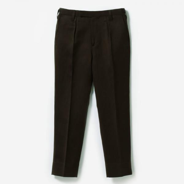 eauk WO/LI DRESS PANTS BR/mens