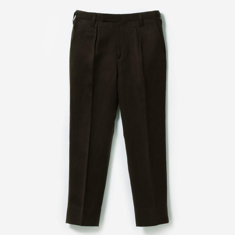 eauk WO/LI DRESS PANTS BR/mens