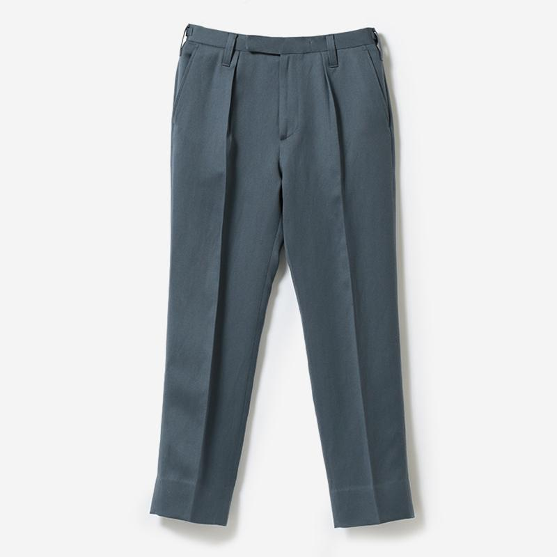 eauk WO/LI DRESS PANTS FOG/mens