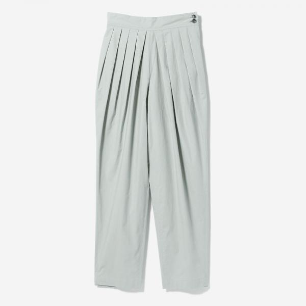 ELASTIC TUCK PANTS SUI/womens