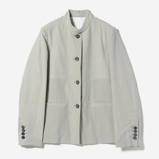 STAND COLLAR JACKET SUI/womens