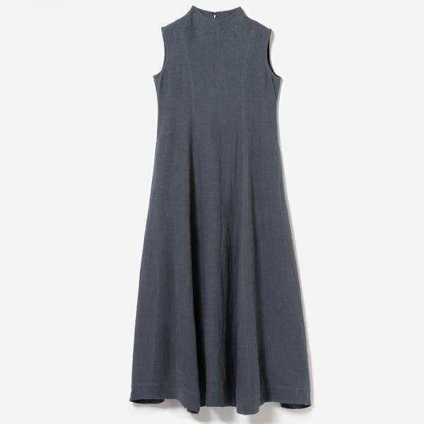 eauk CLOGGED NECK DRESS INFINITY/womens