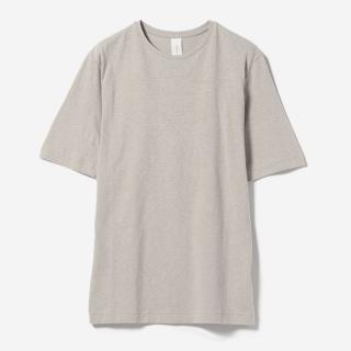 eauk SIMPLE FIT T-SHIRT GREIGE/womens