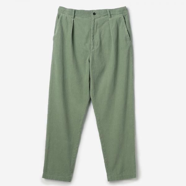 eauk CORDUROY PANTS GREEN BAY / mens