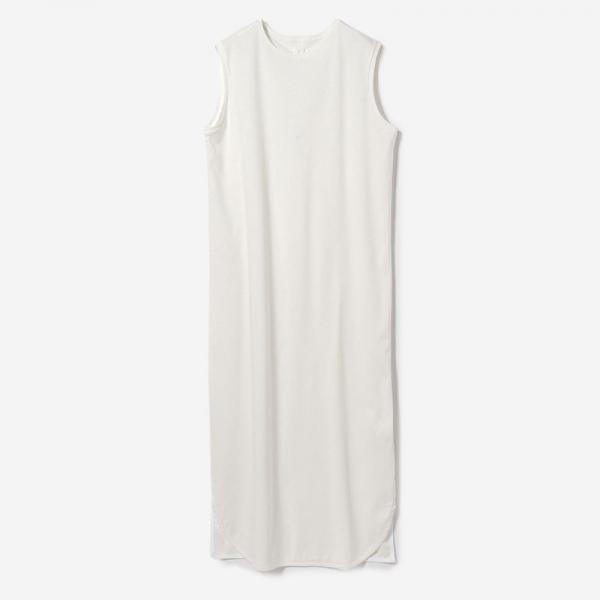 ROUND HEM DRESS HAKU/womens
