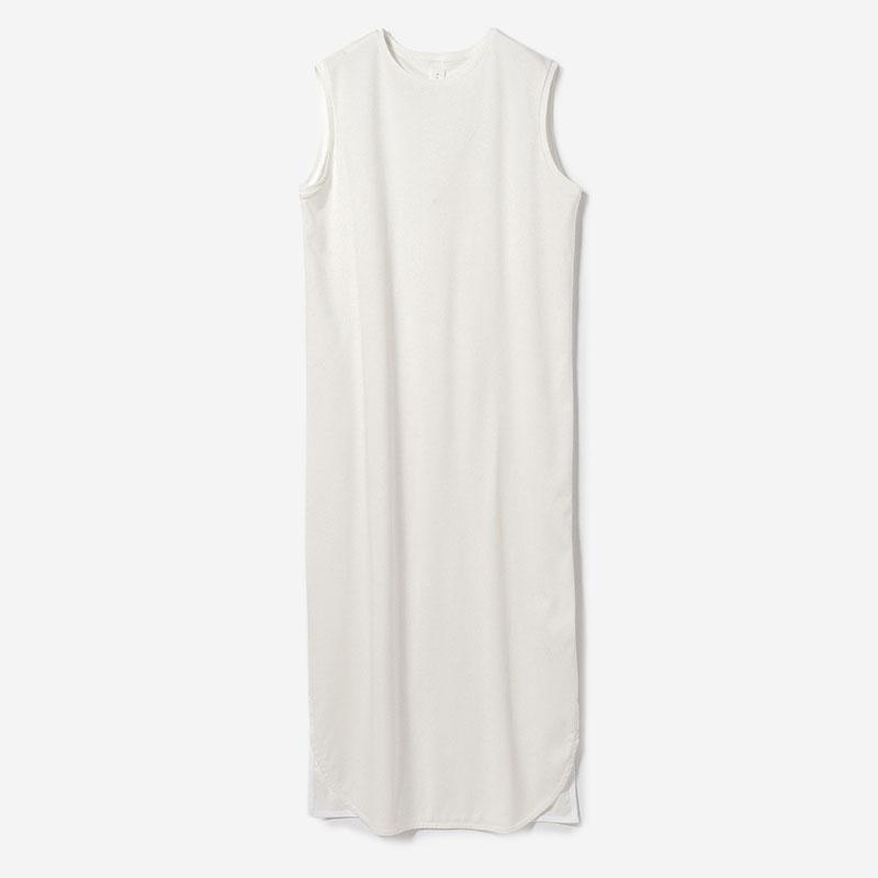 eauk ROUND HEM DRESS HAKU/womens
