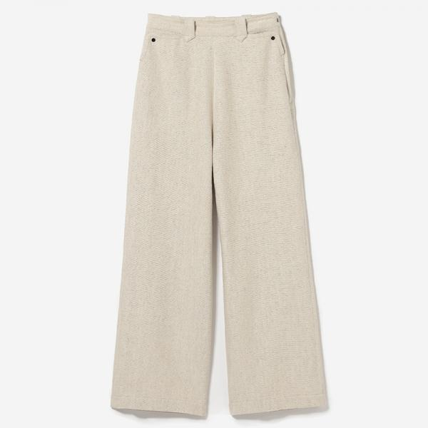 eauk FRONTIER WIDE PANTS NL/womens