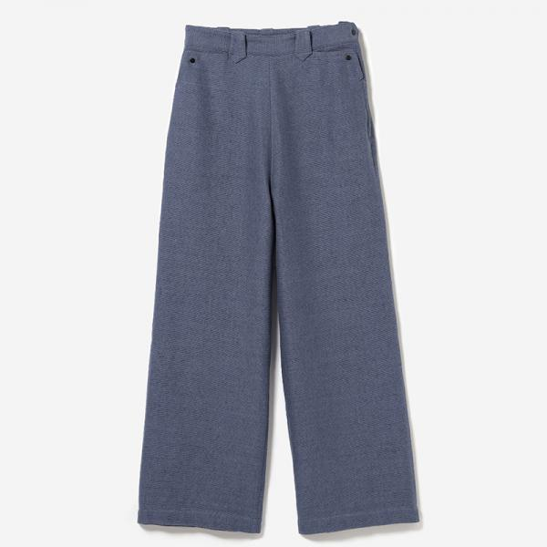 eauk FRONTIER WIDE PANTS NSBL/womens