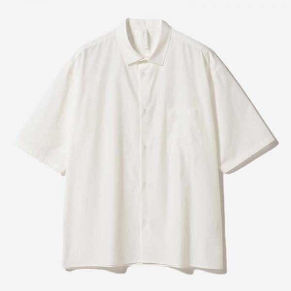 MINIMAL SHORT SLEEVE SHIRT HAKU/mens