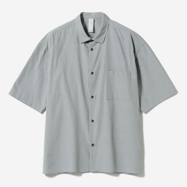 MINIMAL SHORT SLEEVE SHIRT SUI/mens