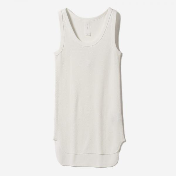 ORGANIC COTTON TANK HAKU/womens
