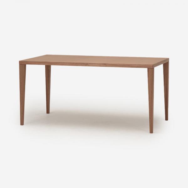 FB2 ダイニングテーブル ウォールナット 150×80cm