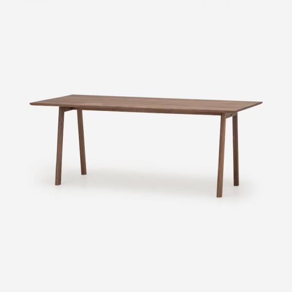 SOUP ダイニングテーブル ウォールナット  180×85(Aレッグ)
