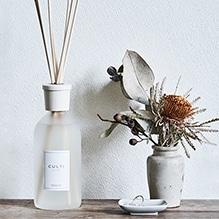お部屋別おすすめの香り/香りで満たす、心地よい空間づくり